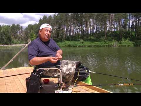 насадка на рыбалку видео