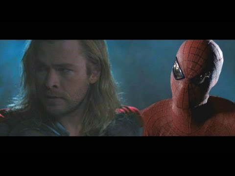 The Avengers 2 Trailer (FAN MADE w/ Spider-man!)