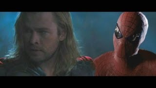 Avengers - The Avengers 2 Trailer (FAN MADE w/ Spider-man!)