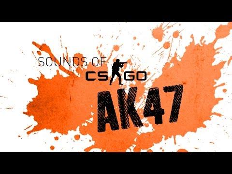 Sounds of CS:GO - AK47