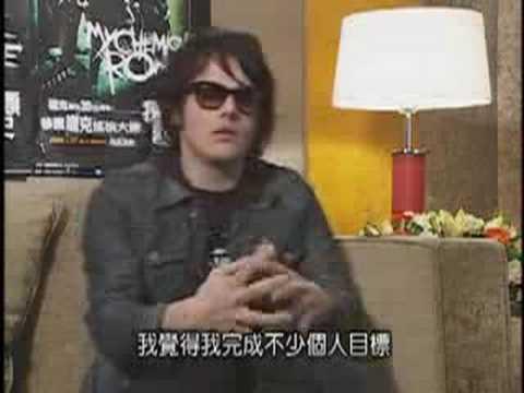 Best Gerard Way interview ever