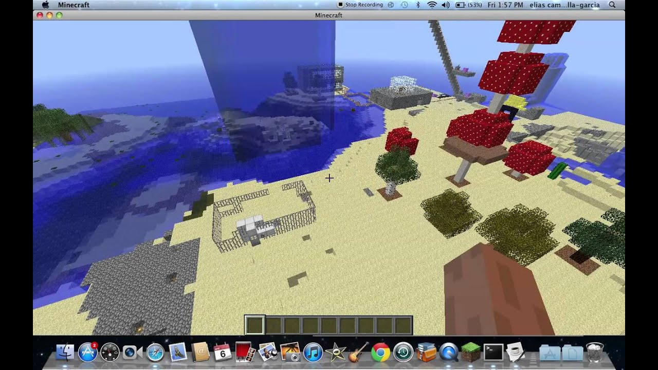 how to create a minecraft server with hamachi