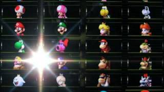 [Mario Kart Wii] How to Unlock all Characters
