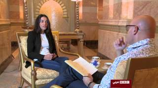 Manal Khodor سينما بديلة: مقابلة مع منال خضر