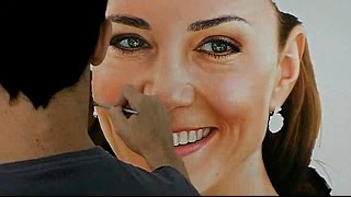 Paint Princess Kate Middleton (fabiano millani )