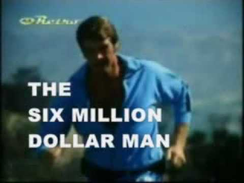 Opening Credits For el Hombre Nuclear -- Six Million Dollar Man video
