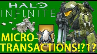 How Halo Infinite will use Micro-transactions