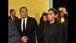 """غيرة و""""تلقيح كلام"""" وزواج رسمي.. قصص انفصال عمرو دياب ودينا الشربيني لا تنتهي"""