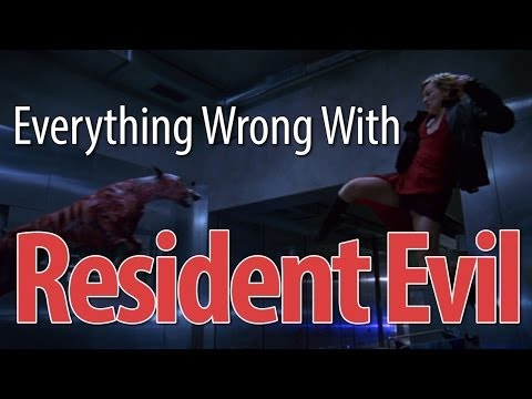 Everything Wrong With Resident Evil In 7 Minutes Or Less
