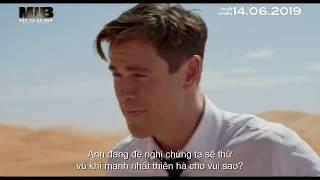 """Phim Hành Động """"MEN IN BLACK: INTERNATIONAL"""" Official Trailer 14.06.2019"""