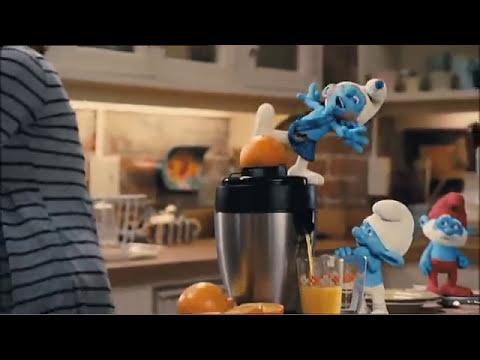 LOS PITUFOS 3D- Estreno 29 de Julio- Trailer Oficial