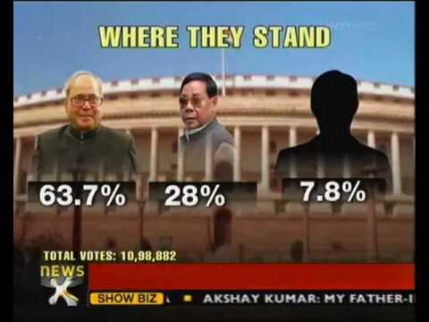 Prez poll vote counting today, Pranab set for win- NewsX