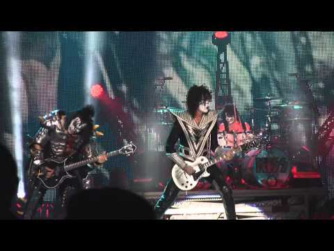 HD - Detroit Rock City - Kiss - Villa Manin (Udine) 2013