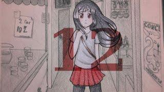 MY MANGA COMIC *Israphaellia's Journey* Chapter 12