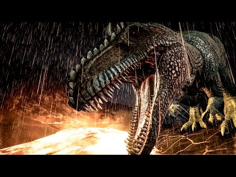 ARK: Survival Evolved - The Center Official Trailer!