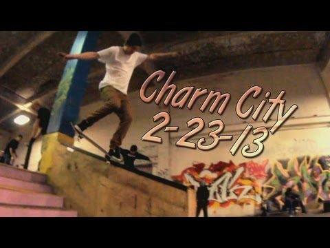 Charm City Skate Park | 2-23-13 | by Michael Horney