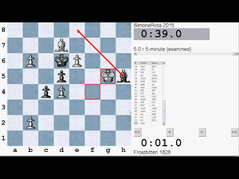 Chess Commentary Episode 34 -- The Good the Bad and the Ugly Bishop
