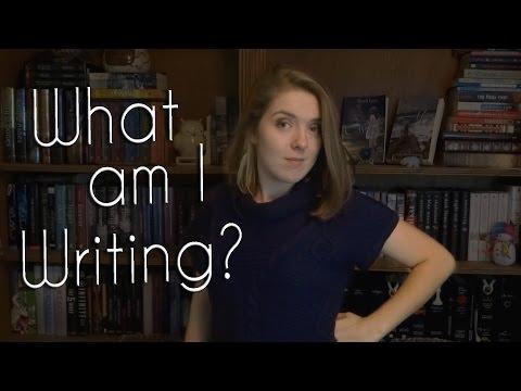 What am I Writing? || NaNoWriMo 2016
