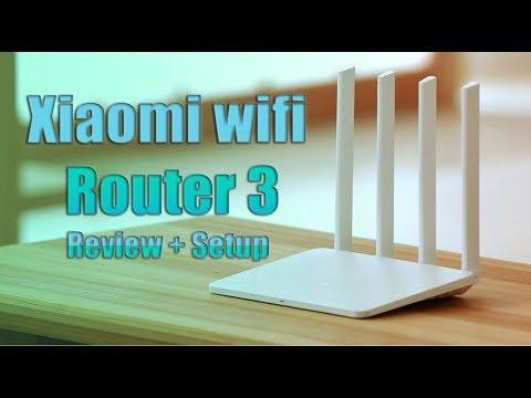 Xiaomi wifi Router 3 Full Setup
