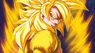 Goku's True Saiyan Form Unleashed