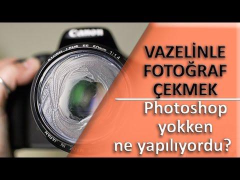 Photoshop Yokken Vazelinle Fotoğraf Çekimi / PhotoPlay Fotoğrafçılık Kursu