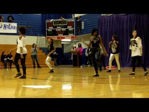 The Dutchess - LaVergne High School Talent Show 2010.