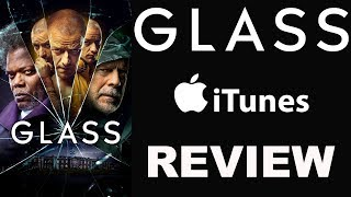 GLASS 4K iTunes Review