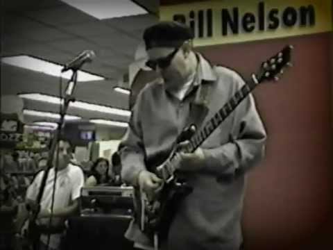 BILL NELSON LIVE IN HOLLYWOOD 1996
