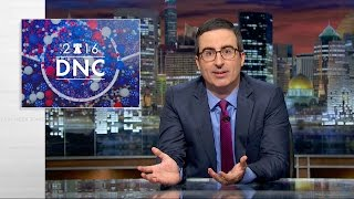 Democratic National Convention Last Week Tonight with John Oliver HBO