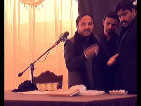 Zakir rangarh Majlis 28 Safar 2018 Chak 52WB Khular Maghsian Vehari