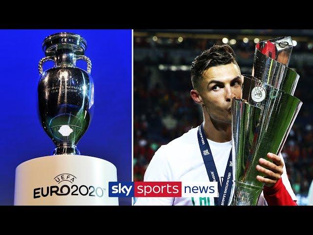 LIVE! UEFA EURO 2020 DRAW  Sky Sports News