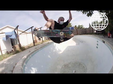 Backyard Barging 8 | Pool Skating, The Nude Bowl, Jake Wooten, Heimana Reynolds, and More
