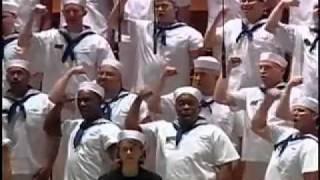 Youtube Sfgmc Uss Metaphor We Sail The Ocean Blue
