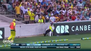 Virat Kohli 106, 25th Hundred Vs Australia at Canberra