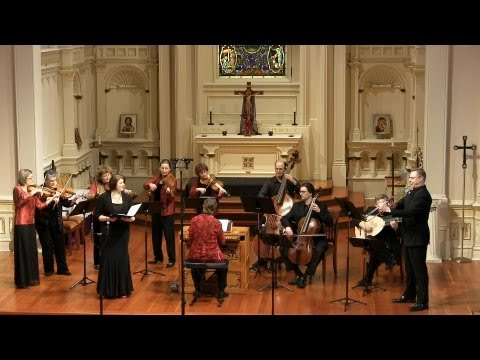 J.S. Bach: Jauchzet Gott in allen Landen BWV 51; Voices of Music with Laura Heimes &amp; John Thiessen