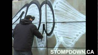 Graffiti and beach noises - Keep6 SDK (2007)