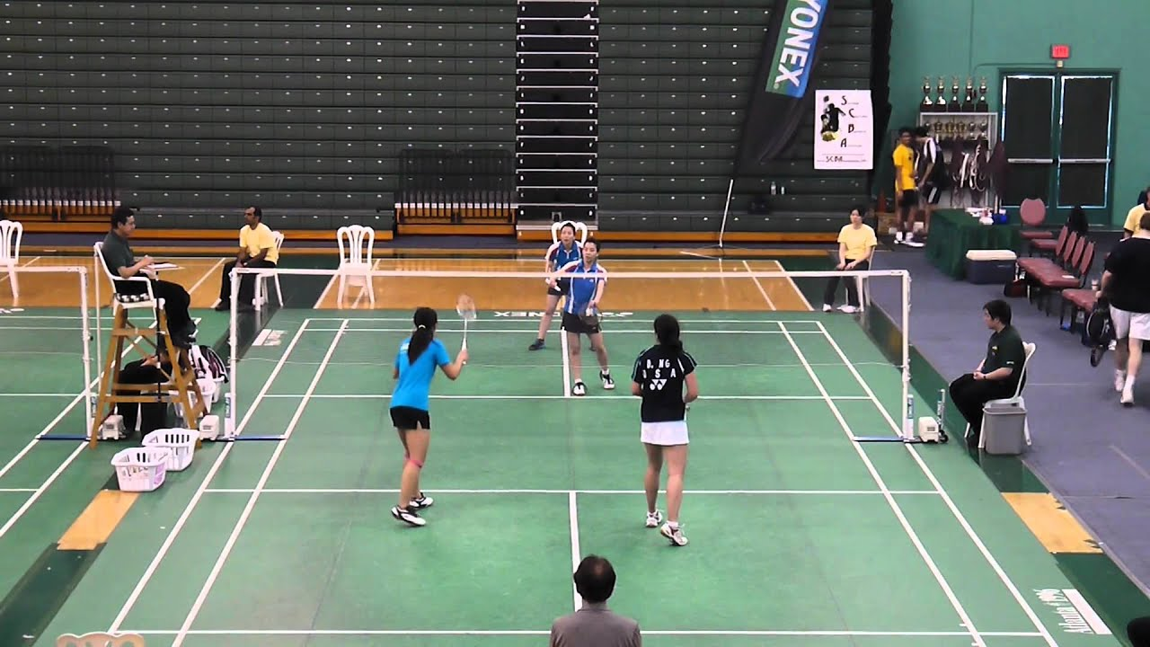 badminton games