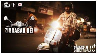 Zindabad Re - Wrong Side Raju | Sachin Jigar | Vishal Dadlani | Pratik Gandhi