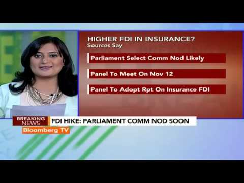 Market Pulse: FDI Hike: Parliament Comm Nod?