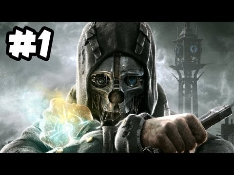 Dishonored Gameplay Walkthrough Part 1 – PRISON BREAK!! (Xbox 360/PS3/PC HD)