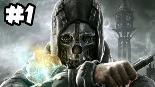 Dishonored Gameplay Walkthrough Part 1 - PRISON BREAK!! (Xbox 360/PS3/PC HD)