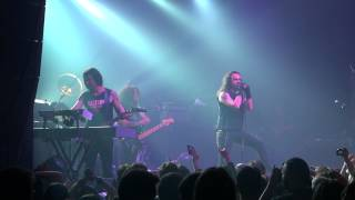 Moonspell , Moscow, P!PL club 02.03.12