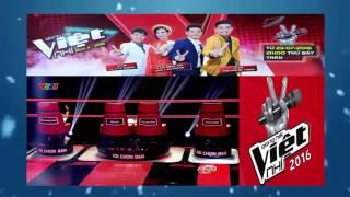 Những tiết mục hay nhất Giọng hát Việt nhí  2016 -The voice kid