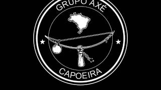 MESTRE BARRAO - AXE CAPOEIRA - GRUPO AXÉ TEM DENDÊ