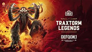 The Colors of Defqon.1 2018 | GOLD mix by Traxtorm Legends