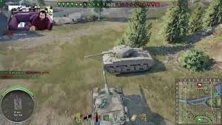 XBOX World of Tanks Swedish Mastery Gameplay!