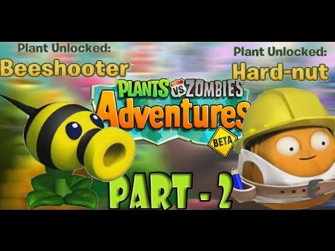 Plants vs. Zombies Adventures Part -2
