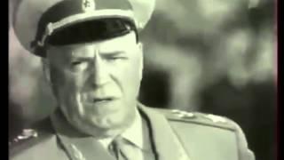 Интервью Маршала Победы Жукова. Правда о войне. Уникальные кадры!!!