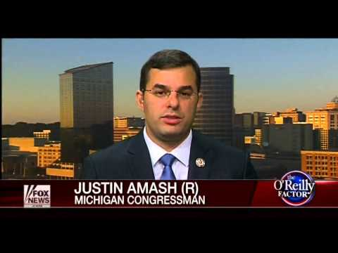 Justin Amash: President Obama Was 'Highly Misleading' In Claiming There's No Domestic Spying Program