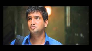 Settai - Tamil Movie Settai Comedy Scene - Nakki  the new room mate - Arya | Santhanam | Premgi